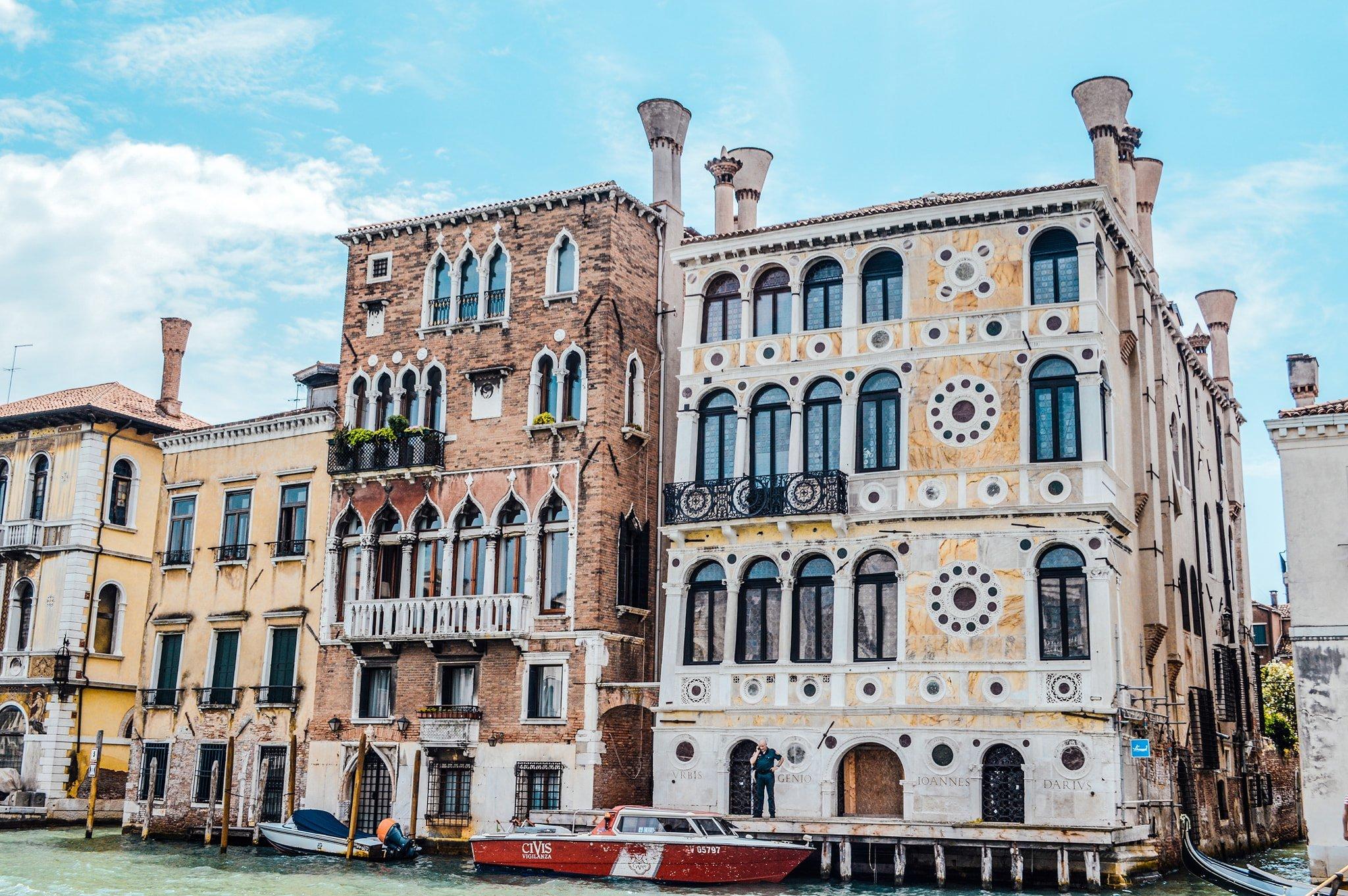 Ca'Dario Palace Venice