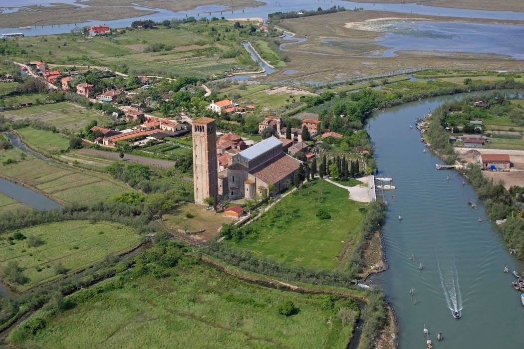 Torcello Island in Venice