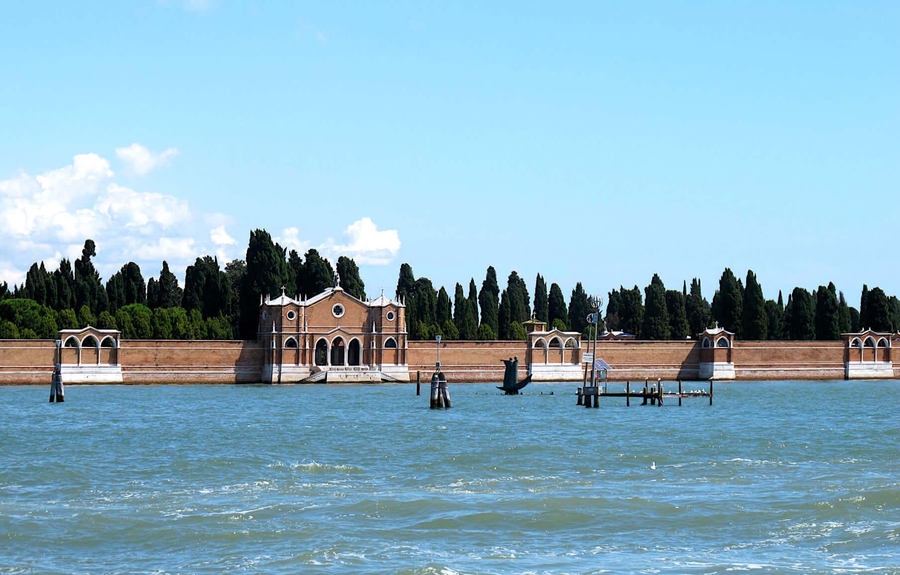 L'isola di San Michele, Venice